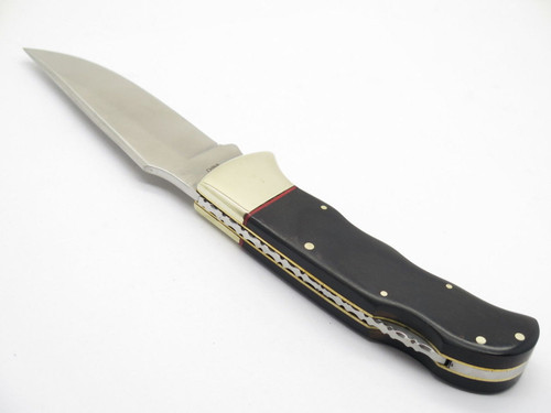 NAFC D'holder Folding Hunter Lockback Knife North American Fishing Club