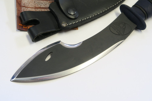 Discontinued Condor CTK3002BB Machete Fixed Blade Tactical Bowie Multi Knife