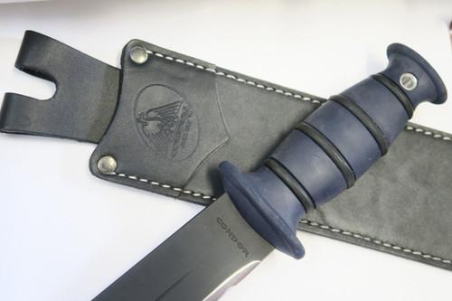 Discontinued Condor CTK3006BB Combat Machete Fixed Blade Tactical Bowie Knife