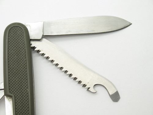 CCM Rostfrei Surplus German Soldier Folding Swiss Army Style Knife