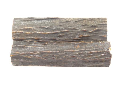 INDIA SAMBAR STAG SCALE SLAB FOLDING FIXED KNIFE MAKING HANDLE GRIP BLANK (19)