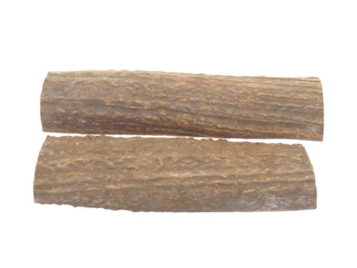 USA 6.3 x 1.6 ELK STAG ANTLER KNIFE MAKING HANDLE SCALE PISTOL GRIP BLANK SLAB