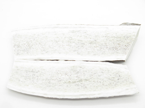 USA 6.12 x 1.75 ELK STAG ANTLER KNIFE MAKING HANDLE SCALE PISTOL GRIP BLANK SLAB
