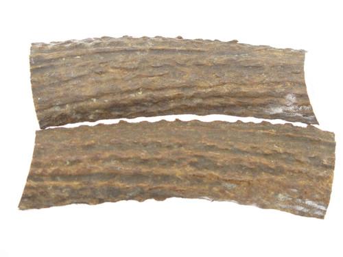 USA 6.1 x 1.8 ELK STAG ANTLER KNIFE MAKING HANDLE SCALE PISTOL GRIP  SLAB BLANK