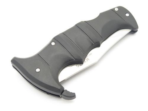 Vtg 1980s Maxam MX 55 Seki Japan Large Fighting Folding Hunter Lockback Knife