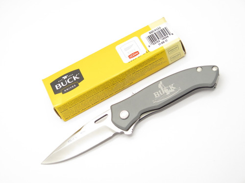 BUCK 294 294GYSCC MOMENTUM CUSTOM BCCI S30V ASSISTED FOLDING POCKET KNIFE