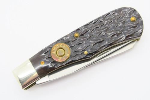 Vintage Camillus USA CCC-5 Cartridge 45 Colt Bullet Trapper Folding Knife