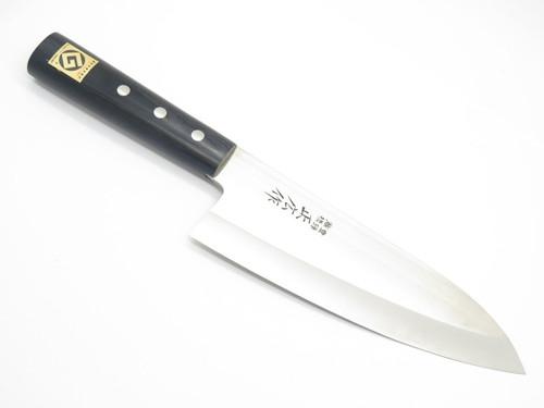 MASAHIRO G SEKI JAPAN 180mm DEBA SUSHI CHEF FISH POULTRY KITCHEN CUTLERY KNIFE