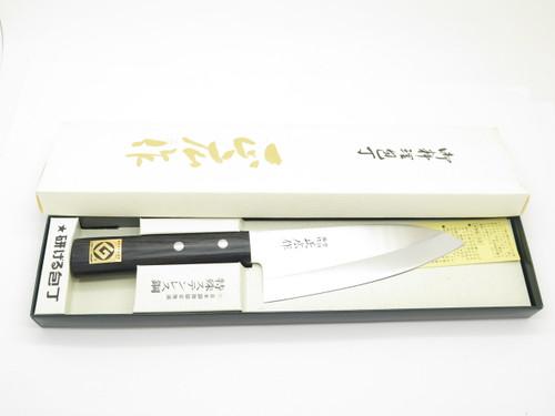 MASAHIRO G SEKI JAPAN 150mm DEBA JAPANESE SUSHI CHEF FISH KITCHEN CUTLERY KNIFE
