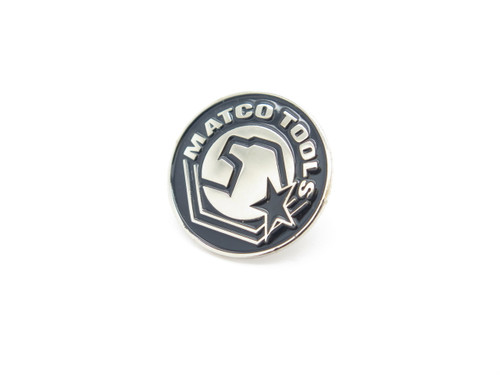 Matco Tool Logo Tie Tack Lapel Hat Pin Mechanic Car Truck Snap On Collector Gift