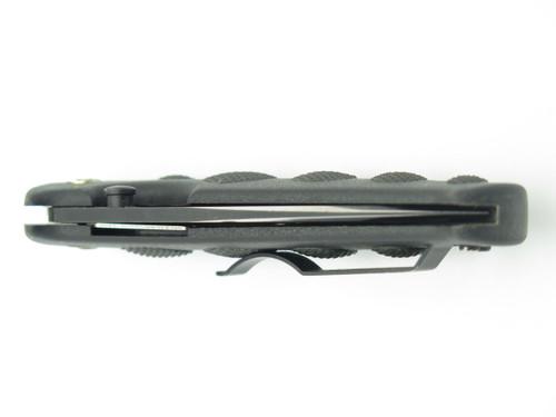 Vtg Browning Seki Japan 606 Barracuda Tanto AUS-8 Folding Pocket Knife