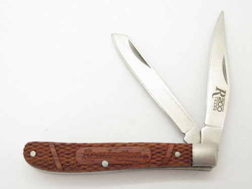 Remington 200th Anniversary Small Mini Folding Trapper Pocket Knife