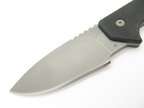 2001 BUCK 888 SOLUTION STRIDER 1st PRODUCTION TACTICAL BG42 FIXED TACTICAL KNIFE