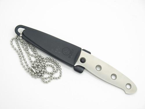Rare 2007 Buck USA 151 0151SSS Kaala Tom Mayo S30V Fixed Blade Camp Neck Knife