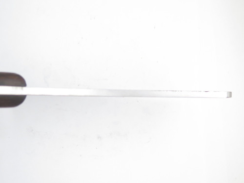 "Sharpened Vtg Dasco Kitchen Cutlery Heavy 8"" Meat Cleaver Butcher Kitchen Knife"