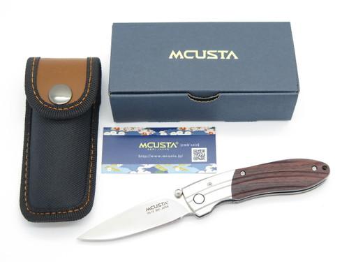 Mcusta MC-0141R Riple Seki Japan Rosewood VG-10 Gentleman Folding Pocket Knife