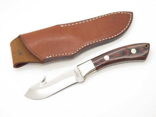 VTG EXPLORER 11-519 TAK FUKUTA SEKI JAPAN FIXED BLADE GUT HOOK HUNTING KNIFE