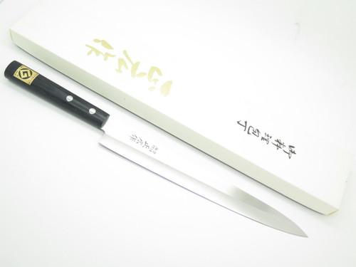 MASAHIRO SEKI JAPAN 240mm YANAGIBA SUSHI CHEF FISH POULTRY KITCHEN CUTLERY KNIFE