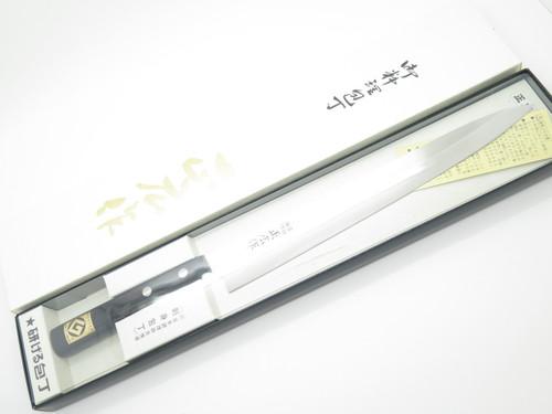 Masahiro Seki Japan 240mm Yanagi Japanese Sushi Chef Kitchen Cutlery Knife