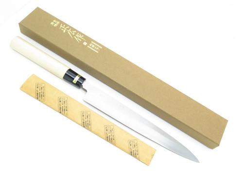 Masahiro Japanese Seki Japan 210mm Yanagi Sushi Chef Kitchen Cutlery Knife