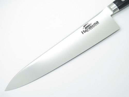 Hayabusa Japanese Seki Japan Gyuto 300mm AUS-8 Large Kitchen Cutlery Chef Knife
