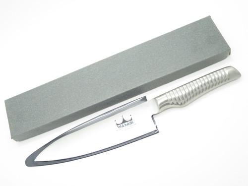"""Wasabi Chef Seki Japan 7"""" Kitchen Cutlery Knife By Yoshikin Global Maker"""