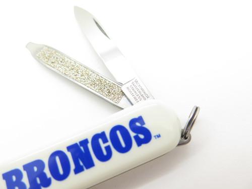 Victorinox Classic NFL Denver Broncos Football Folding Swiss Army Pocket Knife