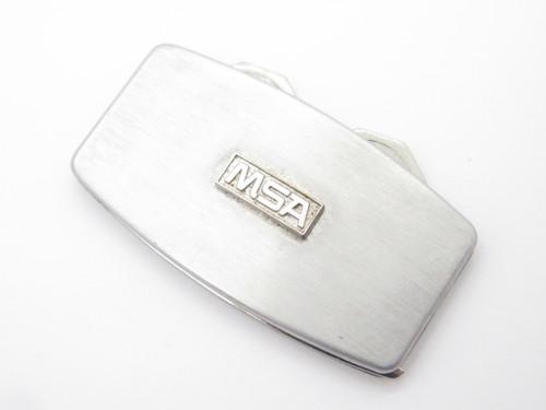 Vtg Zippo USA MSA Greenskeeper Folding Pocket Golf Divot Repair Tool Ball Marker