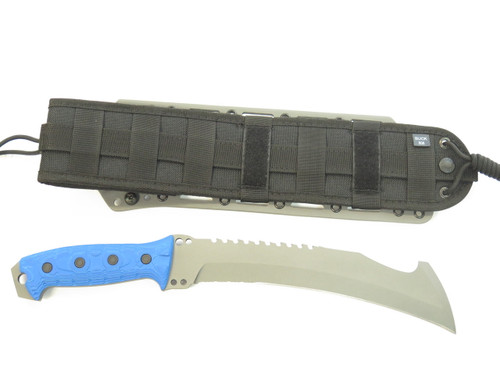 BUCK 808 TALON FMC 5160 FIXED BLADE TACTICAL BOWIE HUNTING SURVIVAL KNIFE FB