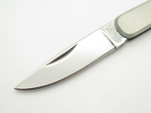 EXPLORER 11-350 SEKI JAPAN GENT FOLDING LOCKBACK STAINLESS POCKET KNIFE