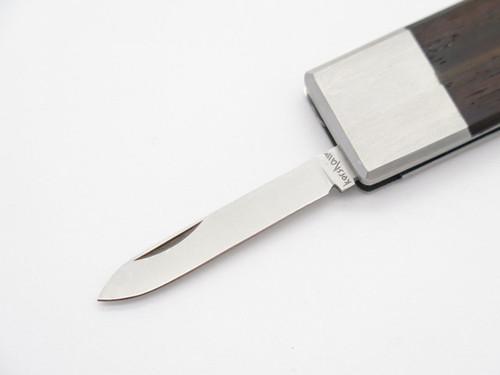 Kershaw Kai 6500 Seki Japan Stainless Key Chain Gentleman Folding Pocket Knife