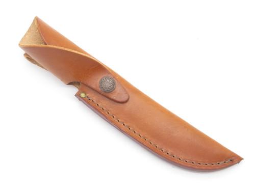 "Case XX 316-5 Large Leather Fixed Hunting Knife Sheath 5.5"" Long Blade"