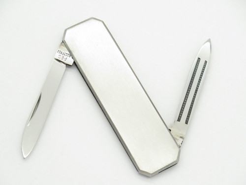 FERDINAND EVERTS SOHN FES ROSTFREI GERMAN STAINLESS FOLDING POCKET KNIFE