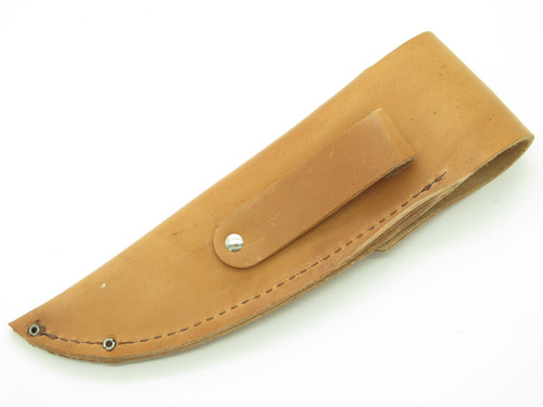 """Marbles Fieldcraft Leather 7.5-8.25"""" Hunting Fixed Blade Hunting Knife Sheath"""