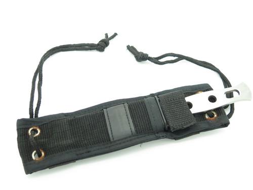 Vtg Compass C.I. 1217 Fukuta Seki Japan Louisiana Boot Fixed Blade Dagger Knife