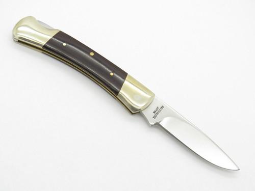 Gutmann Explorer 11-383 Seki Japan Squire III Micarta Pocket Knife Parker