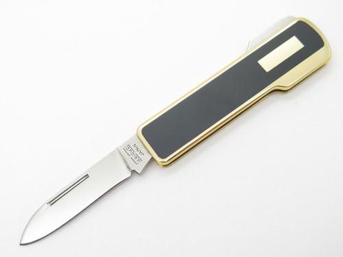 Kai Cut Seki Japan Gentleman Folding Lockback Pocket Knife Kershaw Red Black