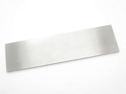 O1 Tool Steel 0.3125x3x11.3 Ground Bar Stock Knife Making Blank Blade Material