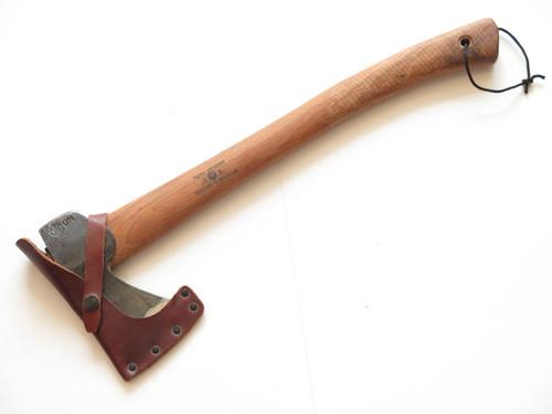 """Gransfors Bruks 418 Sweden 18.75"""" Hunters Axe Wood Forest Hatchet Knife"""