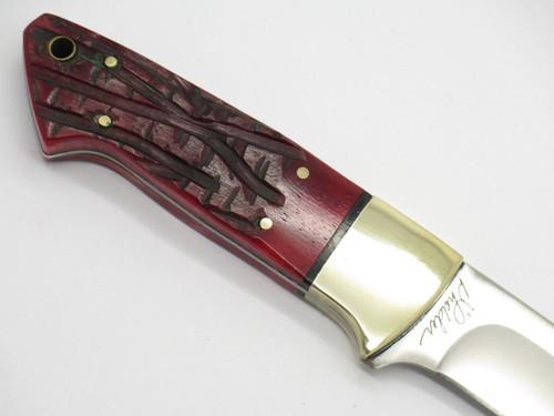 NAFC D'holder Bone Fillet Fixed Knife North American Fishing Club & Case