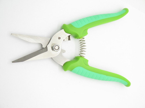 Gardening Club Shears Snips Scissors Home Yard Flower Kitchen Tool Plant Pruner