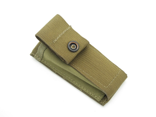 Benchmade USA Green Nylon Folding Tactical Pocket Knife Sheath