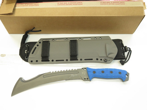 CJ Buck Signature 808 Talon FMC 5160 Fixed Blade Survival Tactical Bowe Knife