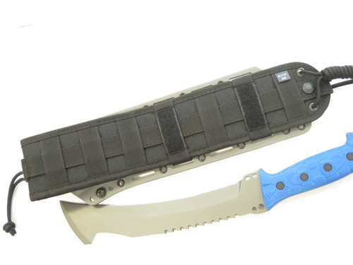 CJ Buck Signature 808 Talon FMC 5160 Fixed Blade Survival Tactical Bowe Knife