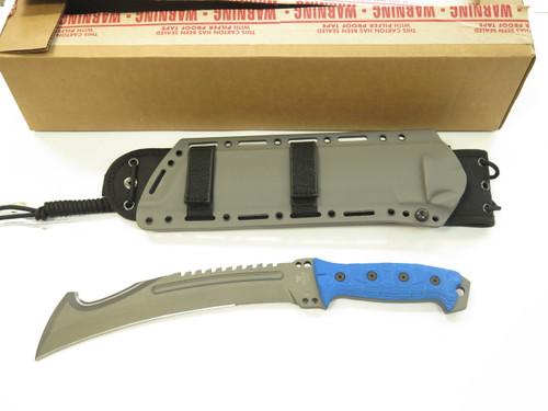 BUCK 808 TALON 0808BLSBOTM FMC 5160 FIXED BLADE SURVIVAL TACTICAL BOWE KNIFE