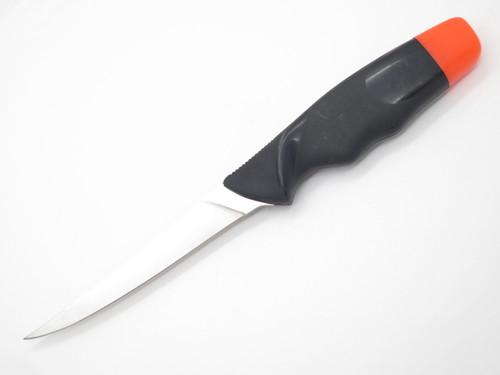 """Vtg Sea Buoy Seki Japan 5"""" AUS-8 Fixed Blade Floating Fish Fillet Tackle Knife"""