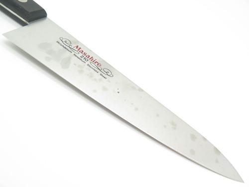 Masahiro Seki Japan Gyutou 210mm Chef Fixed Butcher Knife Kitchen Cutlery