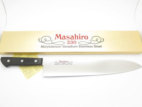 """Masahiro Seki Japan Gyuto 330mm Big 13"""" Chef Butcher Kitchen Cutlery Knife"""