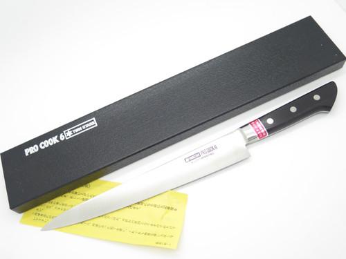 "Winstar Pro Cook 6 Seki Japan 9.45"" 240mm Yanagiba Chef Kitchen Cutlery Knife"