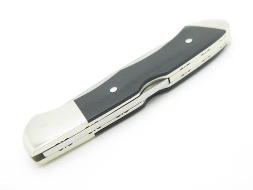 Custom Buck 532 532BO8 Bucklock G10 Buildout Folding Lockback Pocket Knife